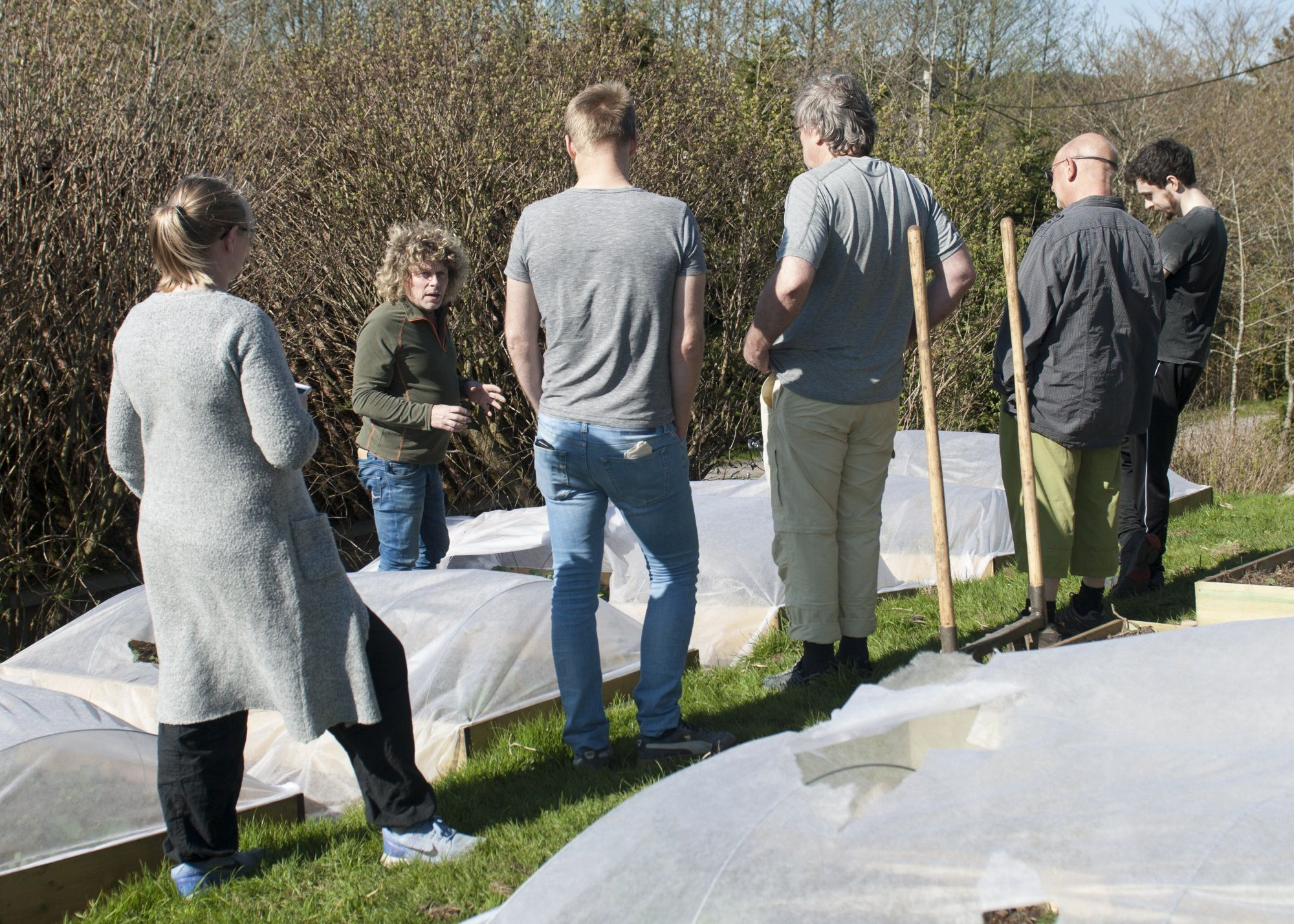 Internseminar om regenerativt landbruk/hagebruk