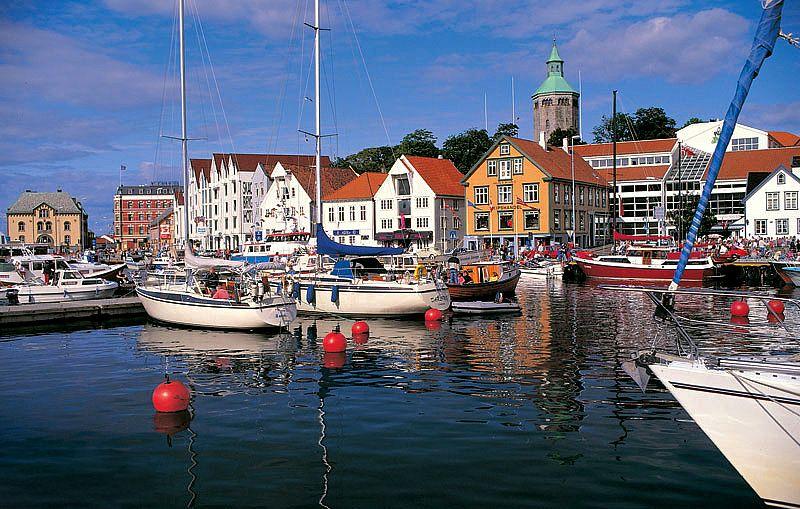 Finst det rom for bygda i Nye Stavanger?